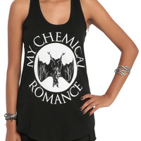 My Chemical Romance Bat Girls Tank Top