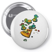 pizza lover Pin-back button