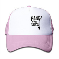 Man's Panic! At The Disco Fitted Caps