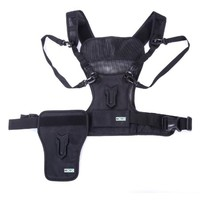 Movo Photo MB1000 Multi Camera Carrying Vest with Side Holster