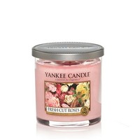 Fresh Cut Roses : Small Tumbler Candles : Yankee Candle