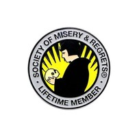 Society Of Misery & Regrets® Pin