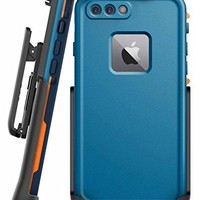 """Belt Clip Holster for LIFPR00F FRE - iPhone 7 Plus 5.5"""" (case not included) (By Encased)"""