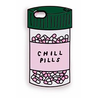 Ban.do Chill Pills Silicone iPhone Case