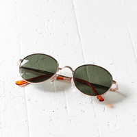 1992 Slim Oval Sunglasses | Urban Outfitters