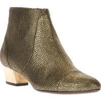 Lanvin textured ankle boot