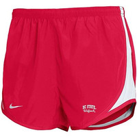 Nike NC State Wolfpack Women's Tempo Performance Shorts-