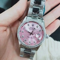 Rolex Fashion Men's and Women's Personalized Casual Business Watche