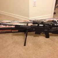 Black Ops Tactical Sniper Combo air rifle