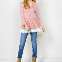 Rosie Fit n' Flare Tunic