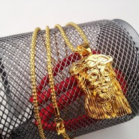 Gift Stylish Shiny New Arrival Jewelry High Quality Alloy Accessory Club Hip-hop Necklace [6542738243]
