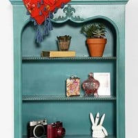 Plum & Bow Arched Wall Shelf- Turquoise One