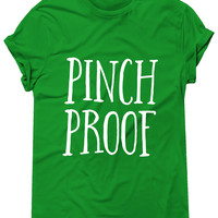 Pinch Proof Graphic Tee, St Patricks Day Tshirt