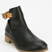 Ecote Lottie Back-Cutout Ankle Boot - Urban Outfitters
