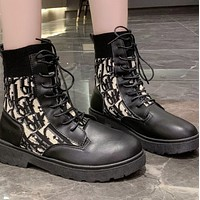 New hot sale fashion cracked thin wild thin short boots shoes