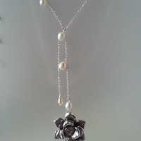 Game of Thrones Margaery Tyrell Rose Necklace