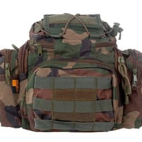 Stylish Protective Bag with Shoulder Strap for Cameras (Camouflage)