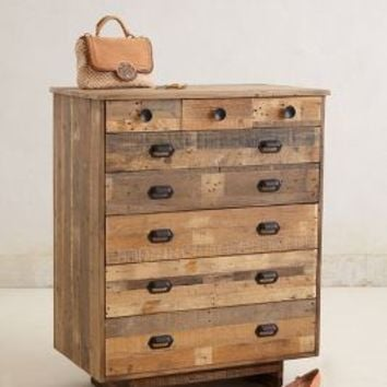 Handcrafted Marpole Dresser by Anthropologie Neutral One Size Furniture
