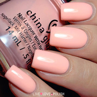 China Glaze Pack Lightly Nail Polish (Road Trip Collection)