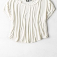 AEO Women's Don't Ask Why Baby T-shirt