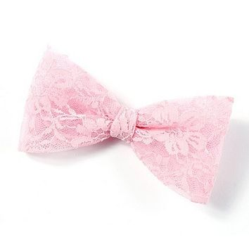 Oversized Lace Bow Hair Clip  | Claire's
