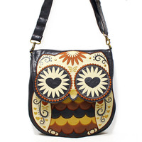 Loungefly Heart Eyes Owl Crossbody Bag | Little Moose | Cute bags, gifts, toys, jewellery and accessories from independent designers and famous brands