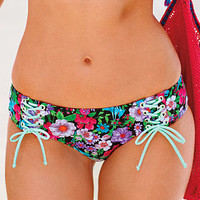Lace-up Low-rise Cheeky Bottom - Victoria's Secret