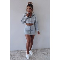 REORDER: It's Only Right Set: Grey