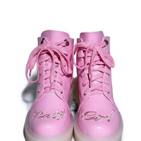 Pink Baby Girl Boot