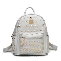 Women Classical Chic Backpack Vintage Bag On Sale = 4444657796