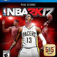 BRAND NEW NBA 2K17 (EARLY TIP-OFF EDITION) - PS4