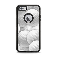 The Golf Ball Overlay Apple iPhone 6 Plus Otterbox Defender Case Skin Set