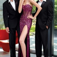 Alyce 6048 at Prom Dress Shop