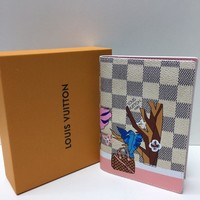 Louis Vuitton Lv Passport Cover #744