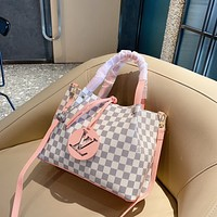 Louis Vuitton LV Monogram Tote Handle bag