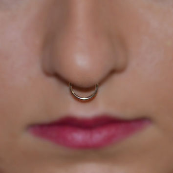 Best 14 Gauge Nose Ring Products On Wanelo