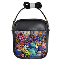 Monsters University Crossbody Bag