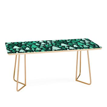 Leah Flores Wild and Woodsy Coffee Table