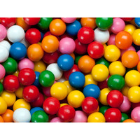 Sugar Free 1/2-Inch Gumballs: 1LB Bag | CandyWarehouse.com Online Candy Store