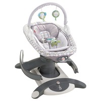4 in 1 Rock N Glide Soother 311432832   Stationary Entertainers   Activity   Baby Gear   Burlington Coat Factory