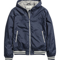 Nylon Jacket - from H&M
