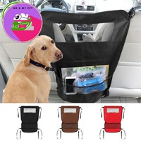 Car Pet Net Vehicle Dog Barrier Travel Accessories Mesh Gate for Backseat Dog Safety For Car SUV Truck