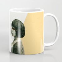 Waiting Mug by Cassia Beck