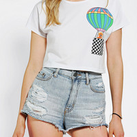 Urban Outfitters - Depression Balloon Cropped Tee