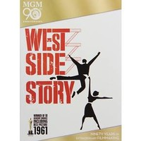 West Side Story [50th Anniversary Edition] DVD]