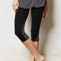 Pure + Good Skirted Compression Crop Leggings