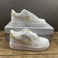 Morechoice Tuhy Nike Air Force 1 07 Essential White Rattan Low Sneakers Casual Skaet Shoes CZ0270-105