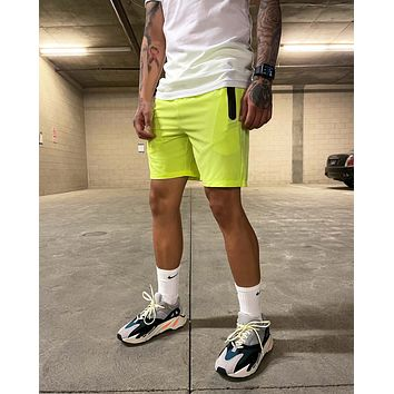 Active Shorts (Lime)
