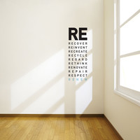 I liked this design on #Fab. Renew XL Decal