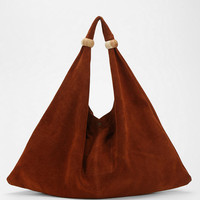 Alternative Talisman Suede Hobo Bag - Urban Outfitters
